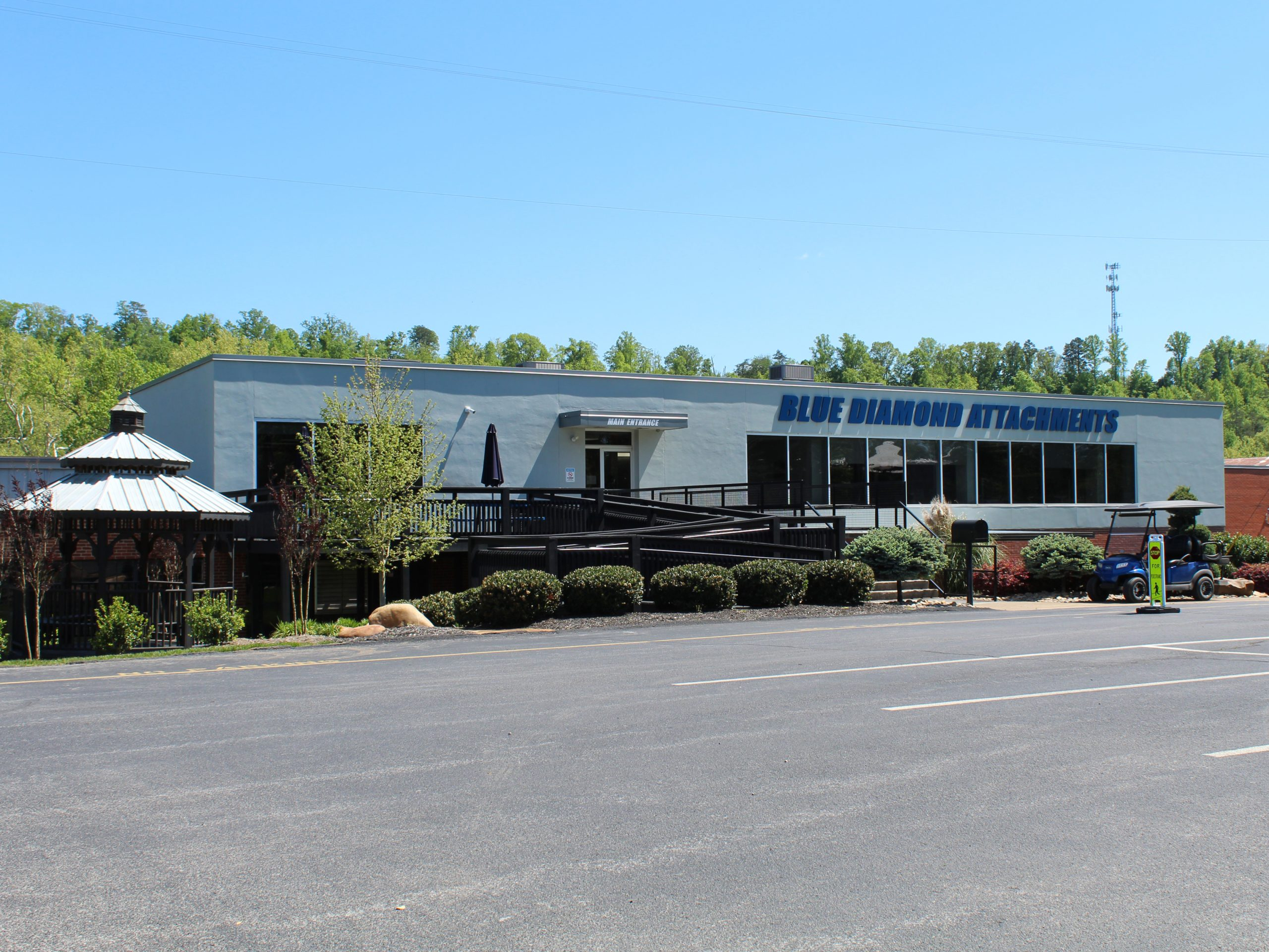 Industrial, commercial property for sale in Knoxville
