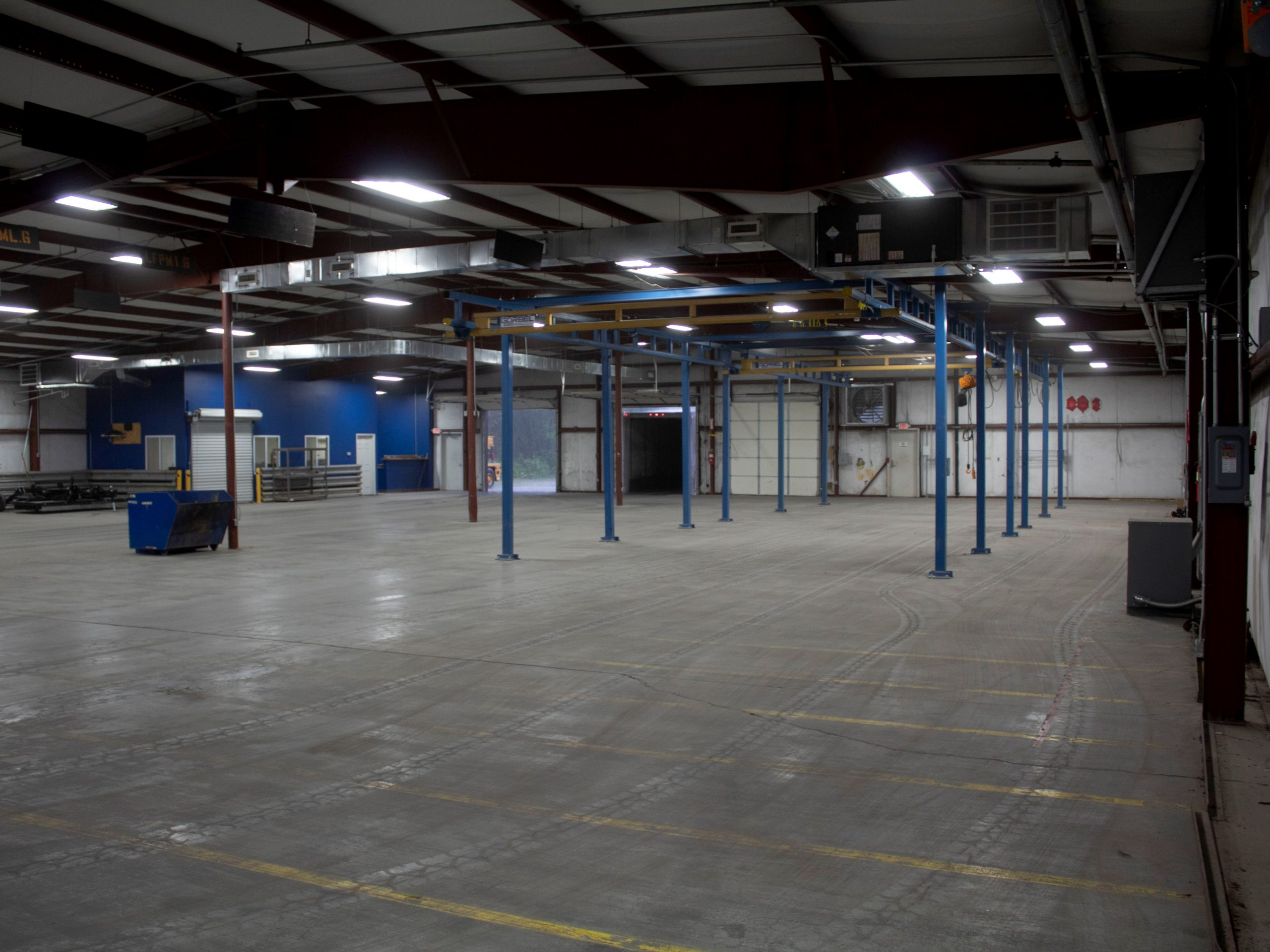 Warehouse - Commercial real estate for sale in Knoxville.